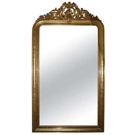 Grote barok spiegel harrie rombouts zonen for Barok spiegel