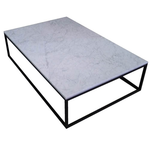Bekend Carrara marmer bijzettafel - Harrie Rombouts & Zonen &SV95