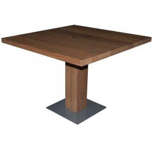 Vierkante Eettafel Met Kolompoot.Tafels Harrie Rombouts Zonen