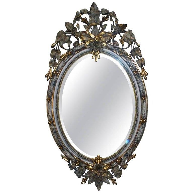 grote ovale spiegel harrie rombouts zonen. Black Bedroom Furniture Sets. Home Design Ideas